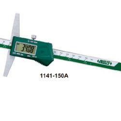 Głębokościomierz elektroniczny Insize seria 1141