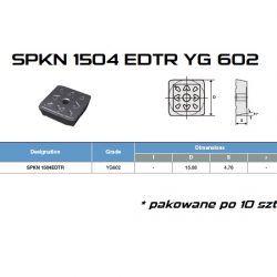 PŁYTKA SPKN 1504 EDTR YG602 – ZAMIENNIK BAILDONIT SPKN1504 EDTR