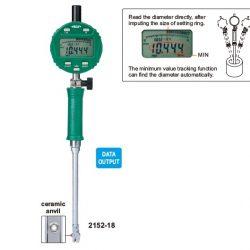Średnicówka ELEKTRONICZNA  (zegarowa) Insize seria 2152 oraz 2122