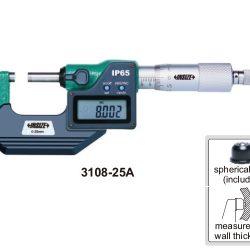 Mikrometr elektroniczny Insize seria 3108 IP65